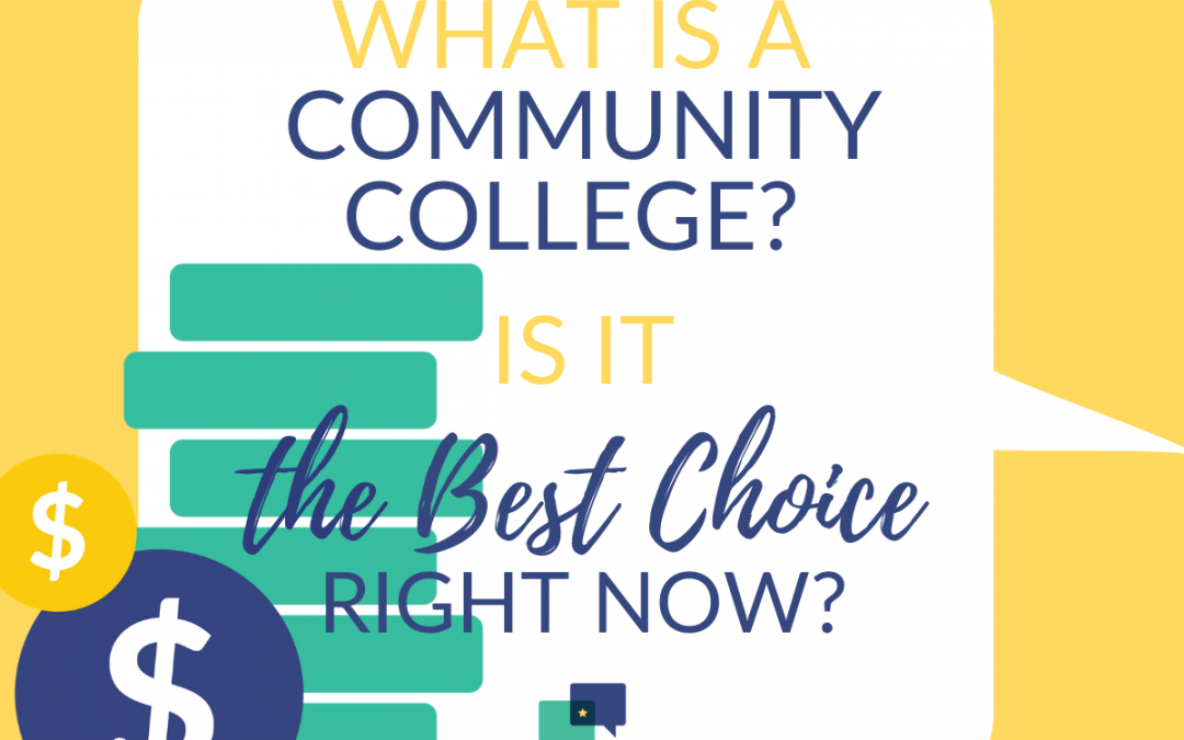 What is a community college? Let's find out!