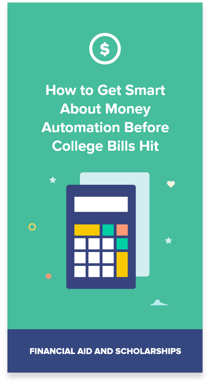 How to Get Smart About Money Automation Before College Bills Hit
