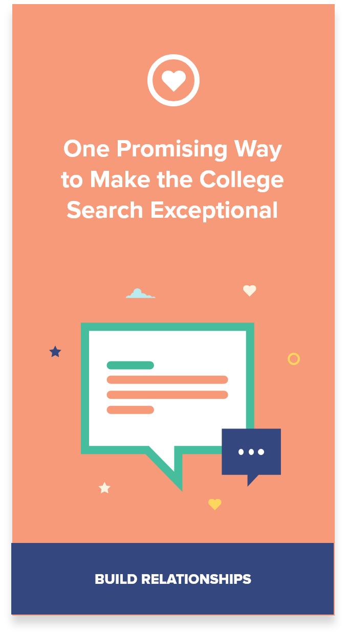 One Promising Way to Make the College Search Exceptional