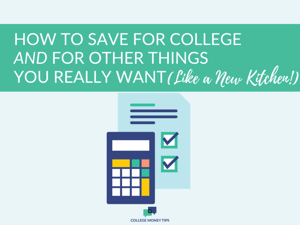 How to save for college and other things you really want? Yeah, good question, right? Here's what you need to know.