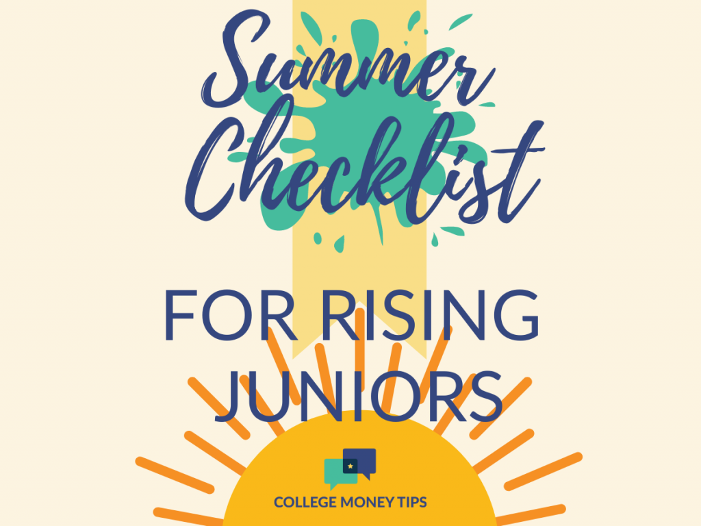 Ready to tackle your rising junior's to-do list? Here's what you can do!