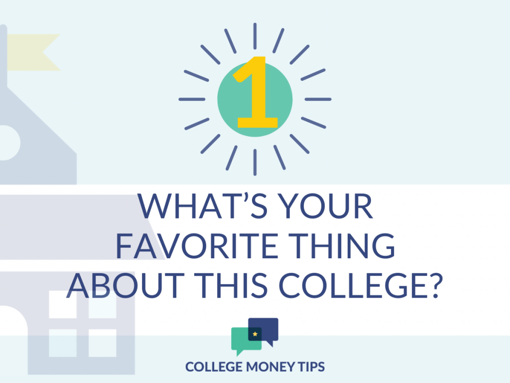 Student tour guide questions to ask on a college tour!