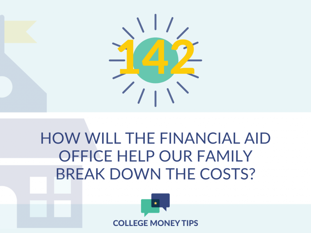 Financial aid questions to ask on a college tour for the financial aid office!