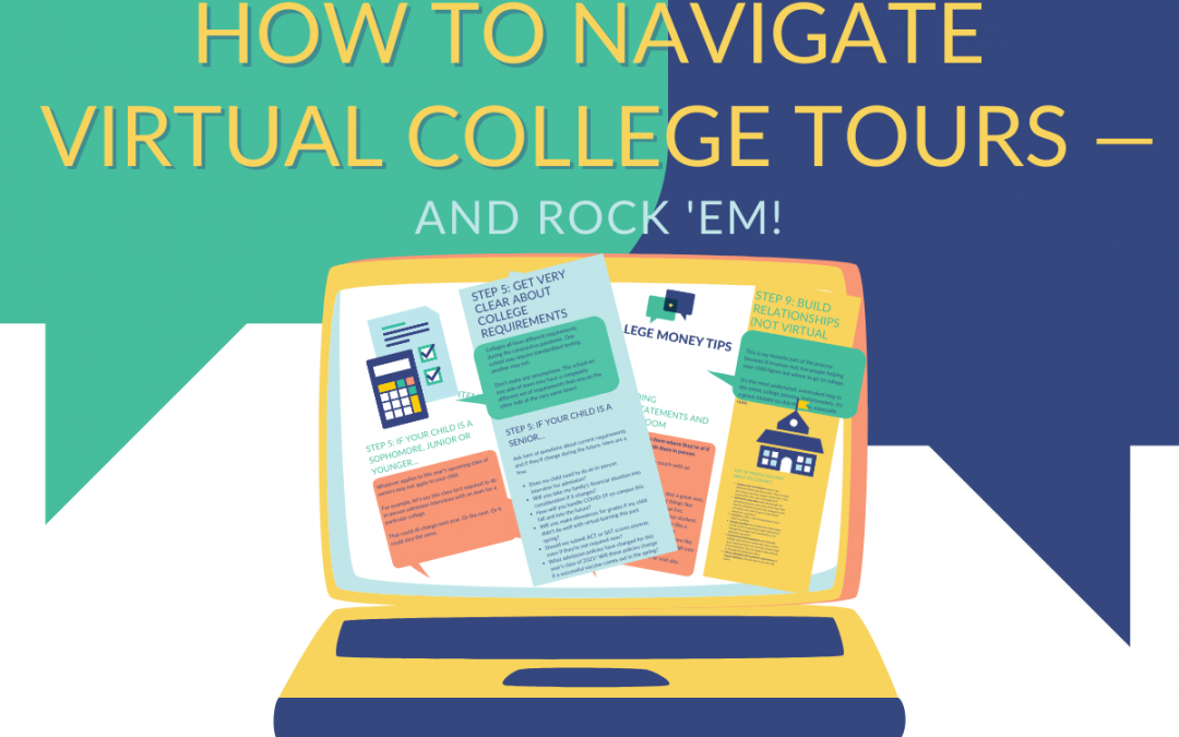 How to Navigate Virtual College Tours — and Rock 'Em!